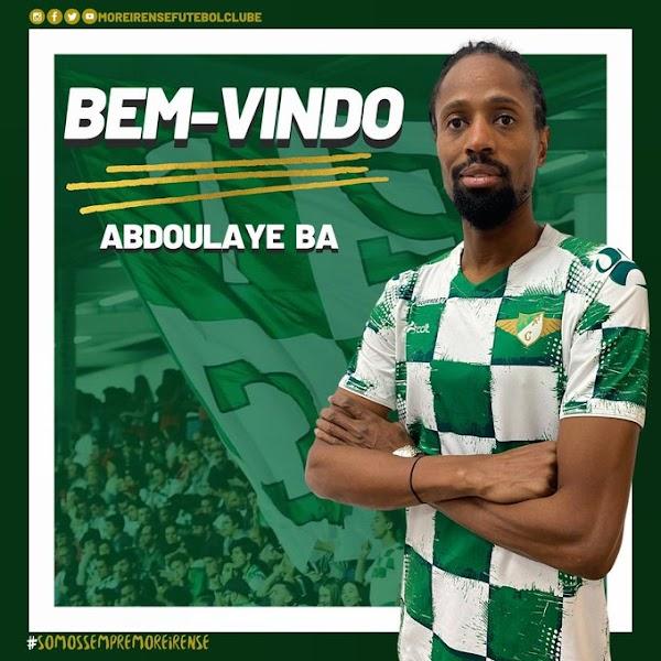 Oficial: Moreirense, firma Abdoulaye Ba