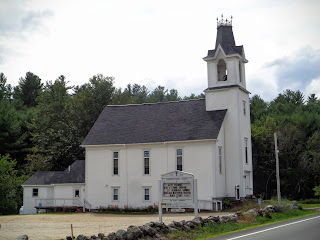 Congregational Church of East Sumner, Maine