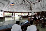 Kasus Positif Tinggi, Pemkab Bojonegoro Gelar Rakor Penerapan PPKM