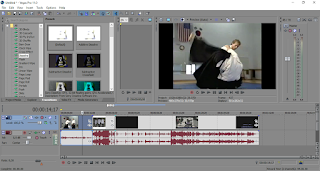 sony vegas pro, sony vegas, multimedia, editing video, video, audio, editing audio