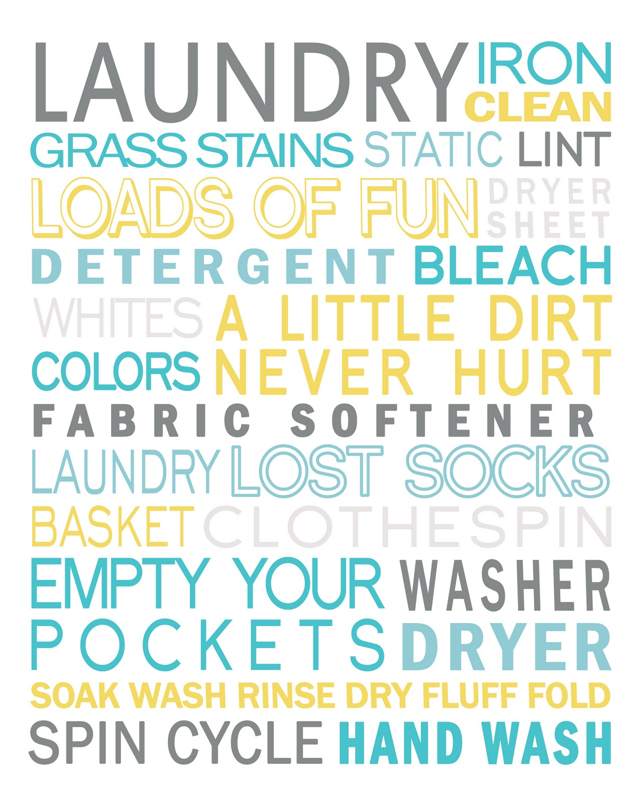 Almost The Laundry Room