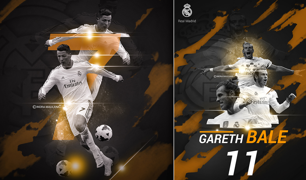 Create a Football Sport Poster in Photoshop CC - Ideosprocess