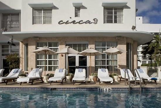 Hotel Circa 39 en Miami Beach