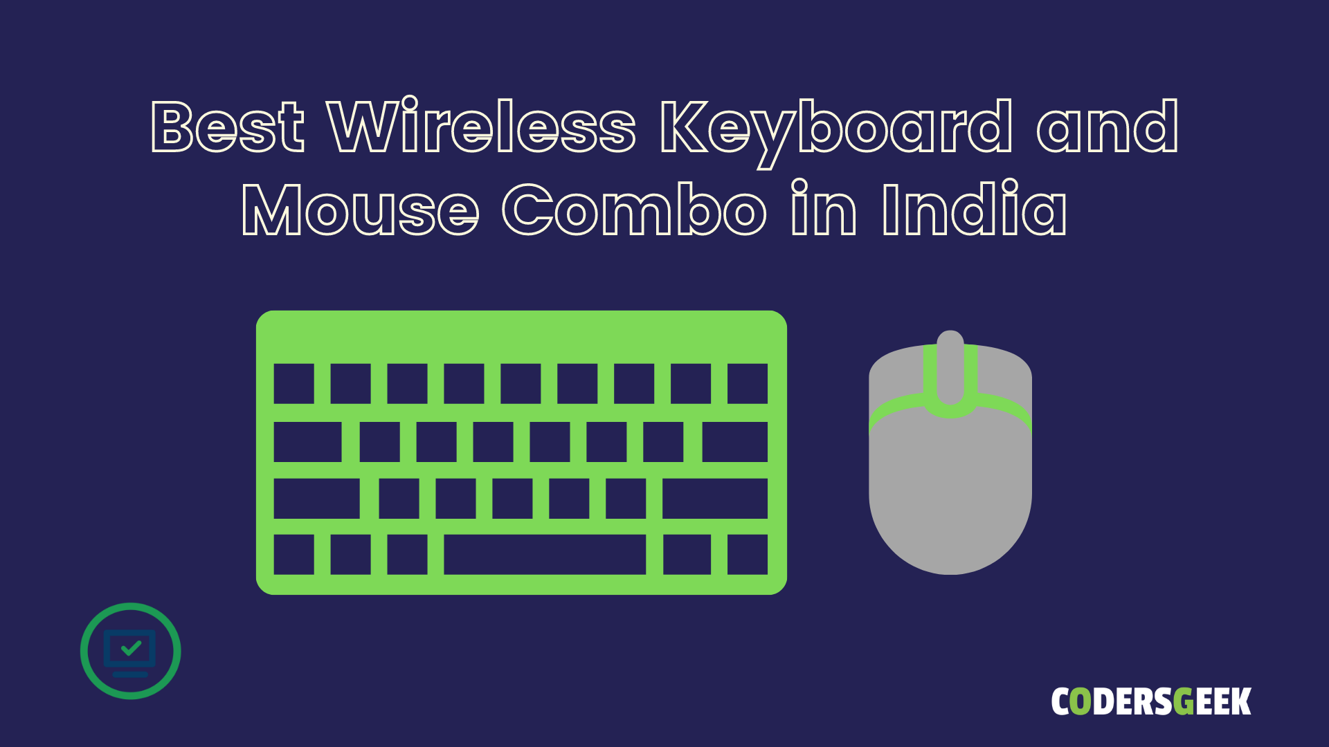 Best Wireless Keyboard and Mouse Combo in India