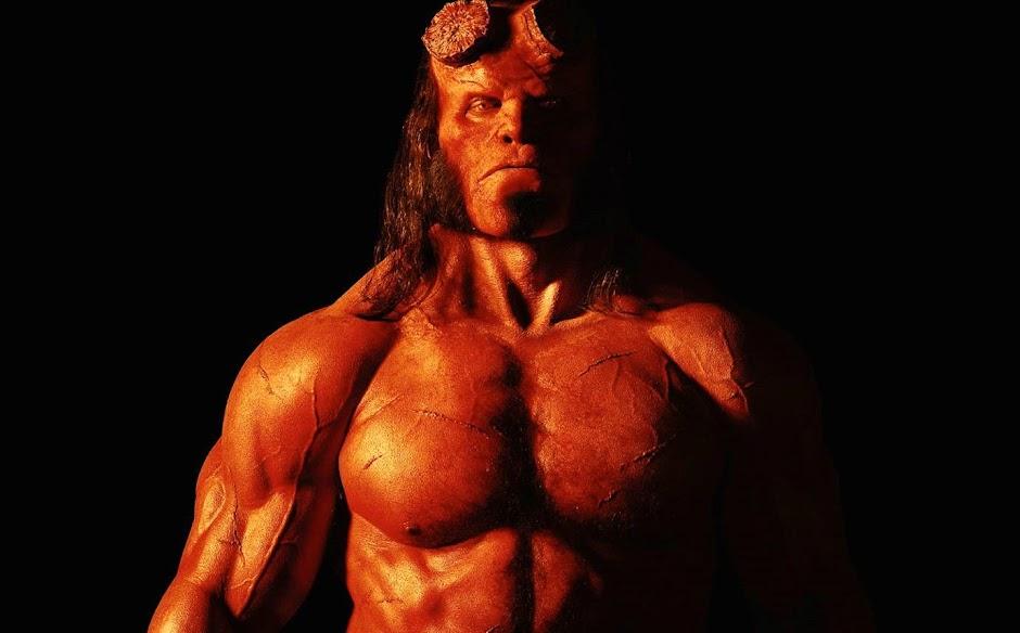 "Reboot de ""Hellboy"" ganha data de lançamento"