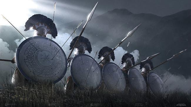 Διονυσιακά: Η άγνωστη εκστρατεία των Ελλήνων επί των Υξώς πριν το 3000 π.Χ