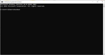 Cara Memberi Timer Shutdown pada Laptop atau PC Windows 10 ...