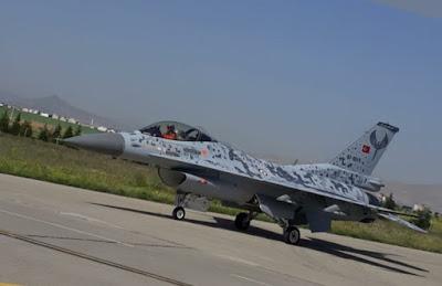 ÖZGÜR projesi kapsamında modernize edilen F16C Blok 30 uçağımız dijital kamuflajlı ile dikkatleri üzerine çekti, peki Dijital kamuflaj nedir?/Dijital kamuflaj ne işe yarar.