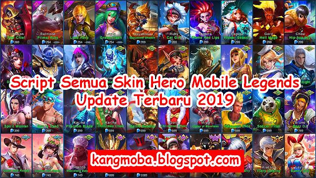 4700 Koleksi Gambar Hero Mobile Legends Skin Terakhir Gratis Terbaik