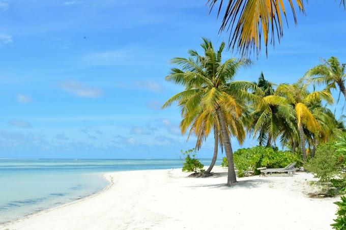 Maldives,Maafushi and Fun Island