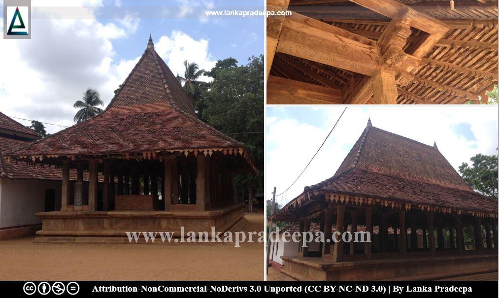 Panduwasnuwara Temple of the Tooth