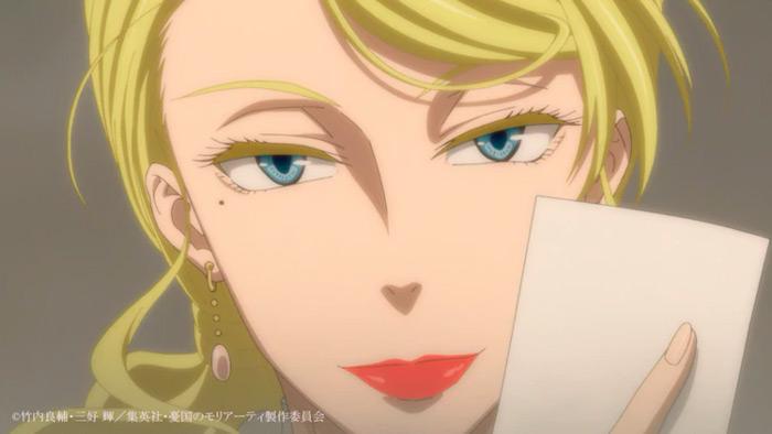 Moriarty El Patriota (Yuukoku no Moriarty) anime