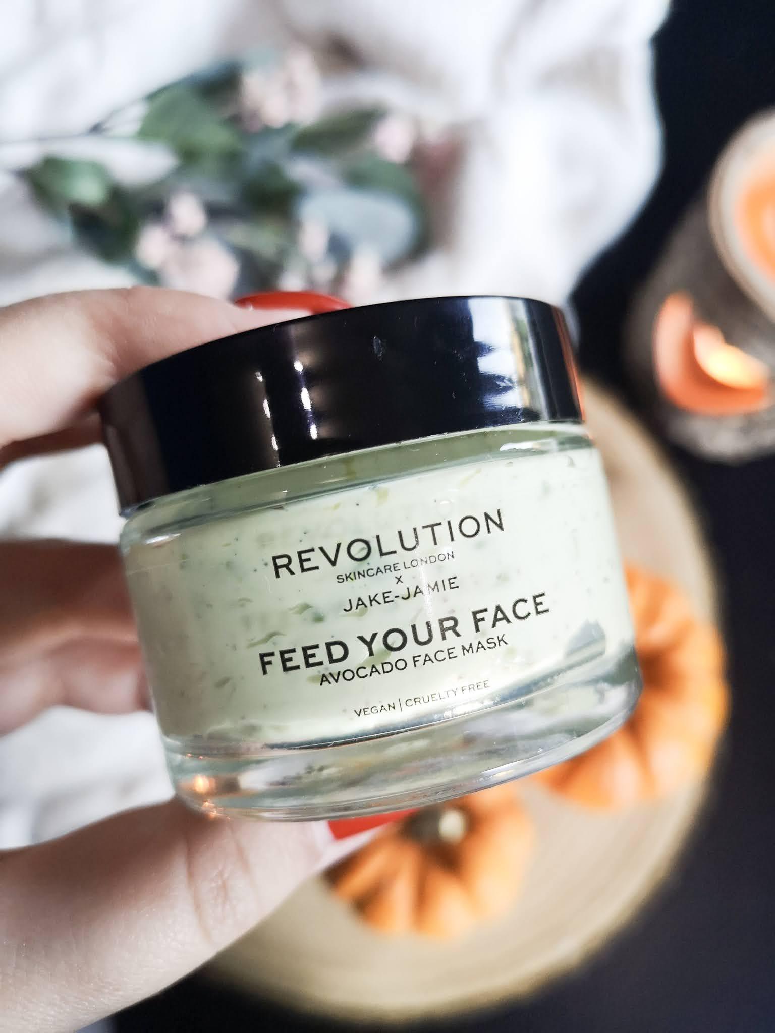 Mascarilla Avocado de Revolution Skincare