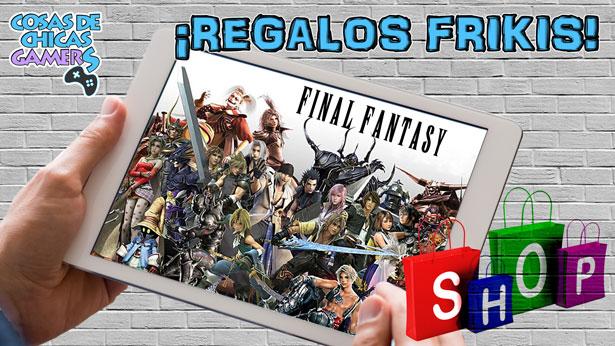 Regalos frikis saga final fantasy