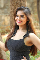 Aswini in lovely Deep Neck Sleeveless Black Dress Spicy Pics ~  Exclusive 42.JPG