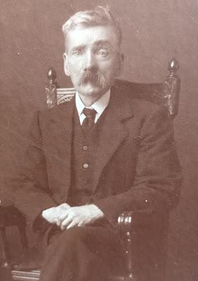 William Hunter born 1853 Prestonpans
