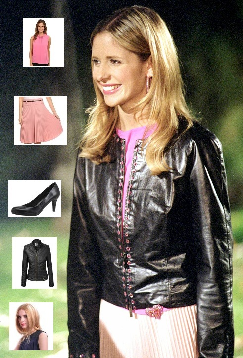 Buffy the Vampire Slayer Costumes, Clothes, Outfits, & Accessories