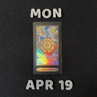 Tarot Reading with life advise and positive message for today - Consultations and Booking  Now.