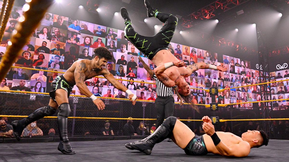 MSK vencem o Men's Dusty Rhodes Tag Team Classic