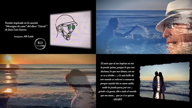 AR-Latin - ¨Merengue de Cuna¨ - Videoclip - Dirección: R&R Productions. Portal Del Vídeo Clip Cubano