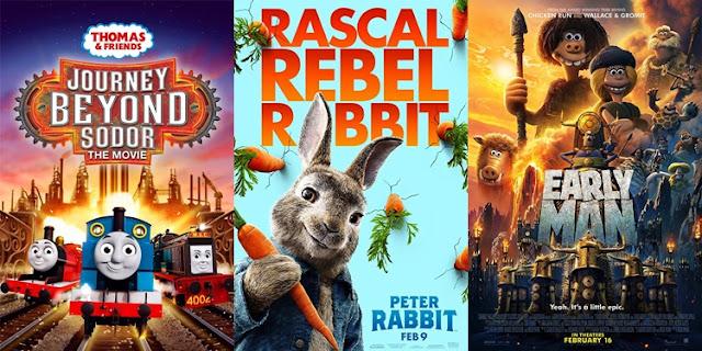 Rekomendasi Film Animasi Terbaik 2018