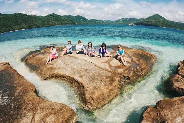 Honeymoon in Lombok Gili Kedis