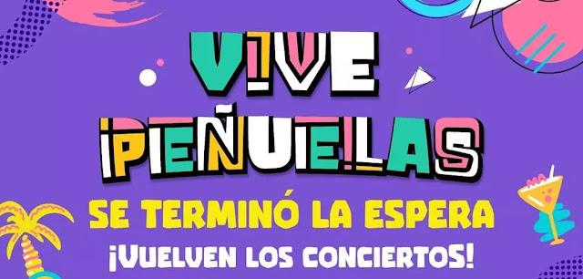 """Gepe, La Pozze Latina y Harry Nach entre los confirmados a """"Vive Peñuelas"""""""