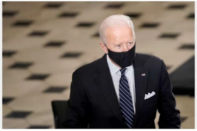 "Biden accuses Trump of ""silence"" in Belarus"