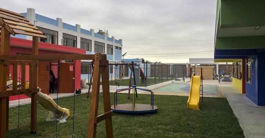 PRONIED: Nuevas instalaciones educativas para el centro poblado La Perla del Macabí en región La Libertad - www.pronied.gob.pe