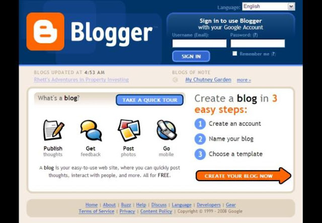 FREE BLOGGING SITES - TOP 10 BEST BLOGGING WEBSITES - BEST BLOGGING SITES FOR FREE 2017