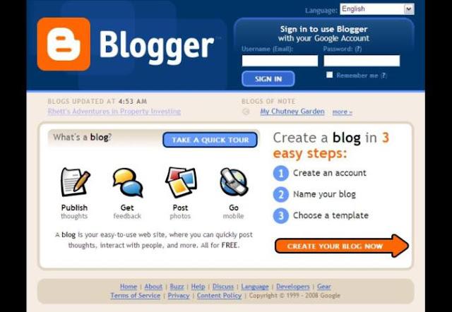 FREE BLOGGING SITES - TOP 10 BEST BLOGGING WEBSITES - BEST BLOGGING SITES FOR FREE 2017