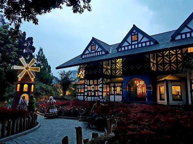 Wisata Farmhouse Lembang, Tempat Wisata di Bandung Dengan Sensasi dan Suasana Eropa