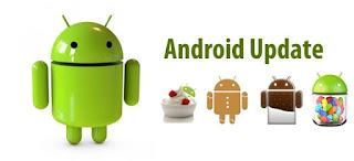 Cara Upgrade OS Android Menjadi Versi Terbaru