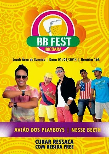 Imagens do primeiro BB Fest em Ibicoara