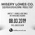 """MISERY LOVES CO. – pubblicano il 7"""" """"Suburban Breakdown // Would You?"""" su Beatbuzz Records"""