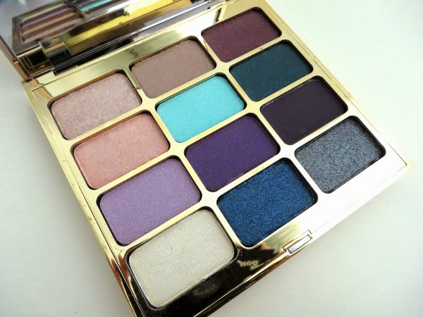 Stila 20th anniversary collection Eyes Are The Window shadow palette in 'Body'