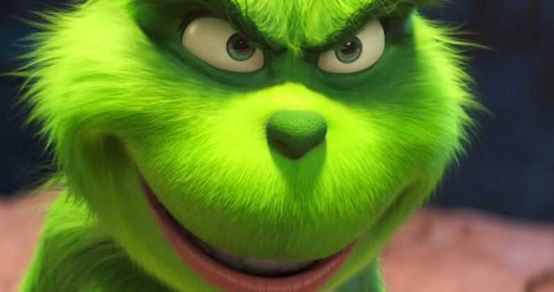 Blogging By Cinema Light Dr Seuss The Grinch 2018