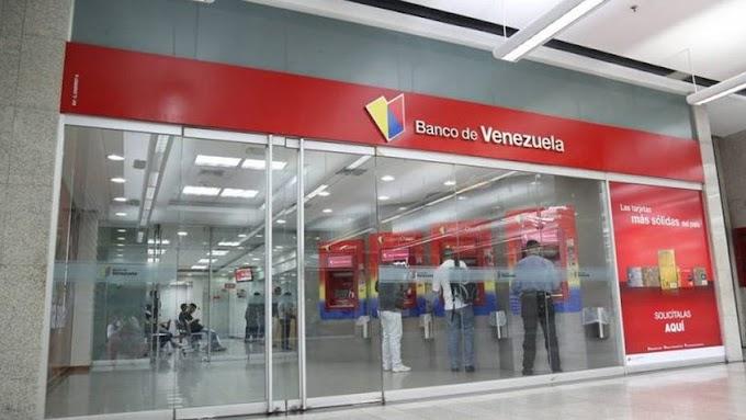 Inicia venta de divisas en línea en el Banco de Venezuela