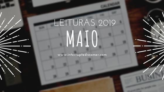leituras de maio 2019