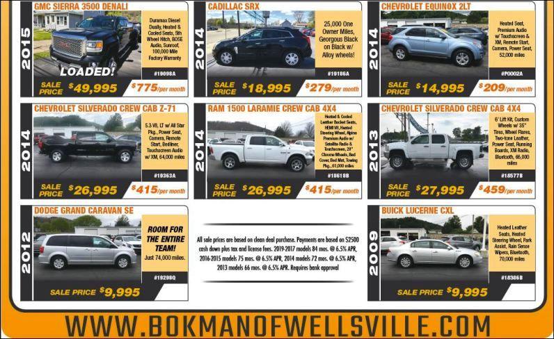 bokmanofwellsville.com
