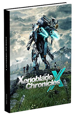 Xenoblade chronicles guide collector wii u