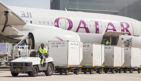 Cargo ULD Control Coordinator | Doha | Qatar Airways