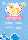 My Little Pony Wave 4 Electric Sky Blind Bag Card