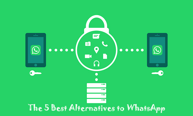 The 5 Best Alternatives to WhatsApp Image 1
