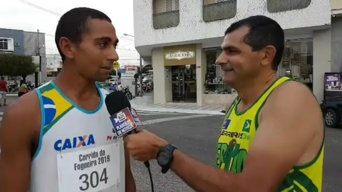 Currais-novense Marciel Miranda é 6º nos 5.000m do Troféu Brasil de Atletismo
