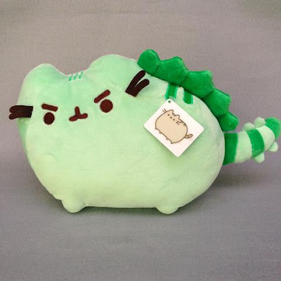 Pusheen the Cat as a DINOSAUR
