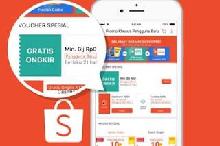 Download Shopee Mod Apk Unlimited Koin Gratis Versi Terbaru 2021