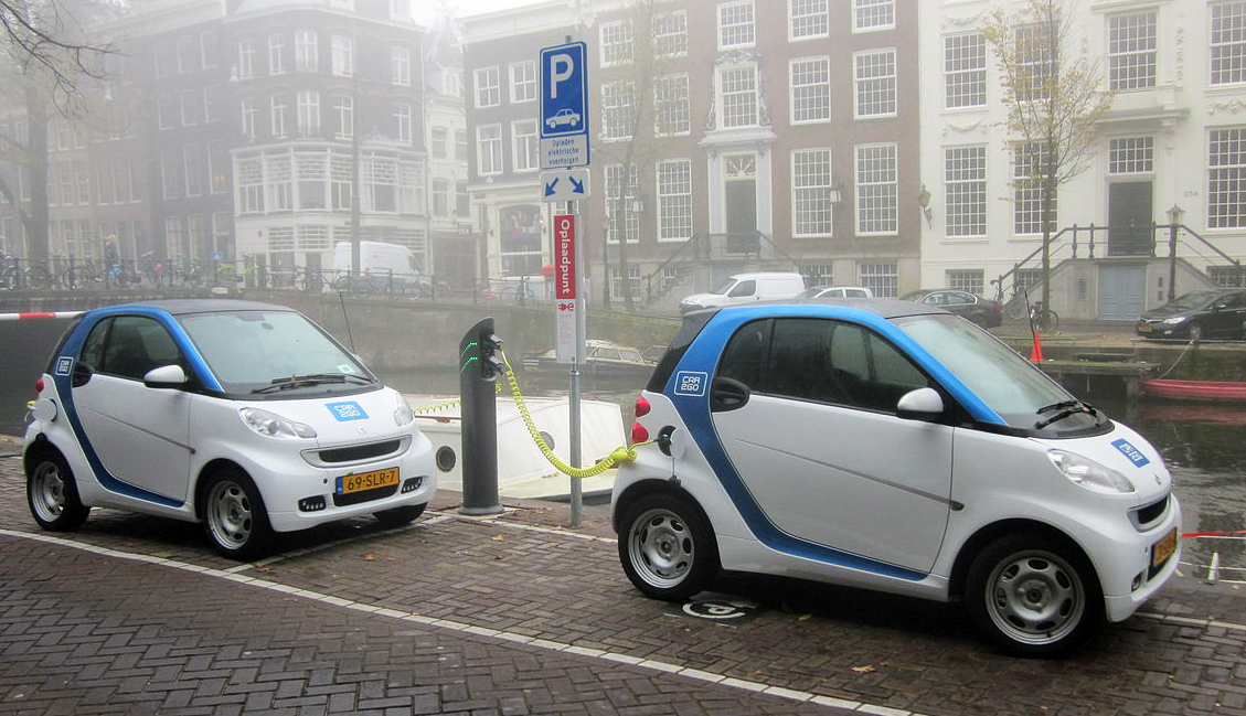 Netherlands and India commit to 100% electric vehicles in groundbreaking announcements