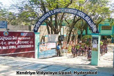 Kendriya Vidyalaya Uppal, Hyderabad