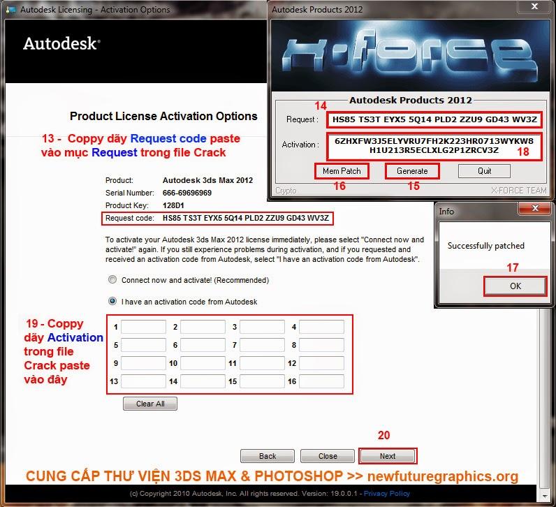 3d max 2016 activation code